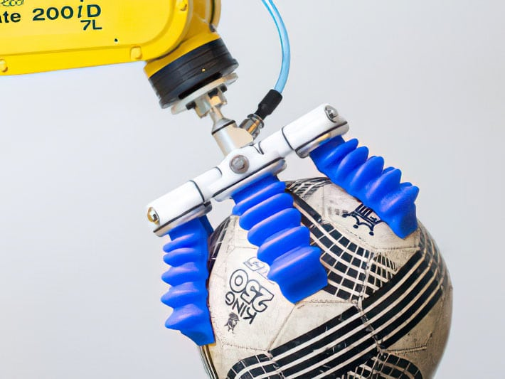 mGrip gripper Soft Robotics