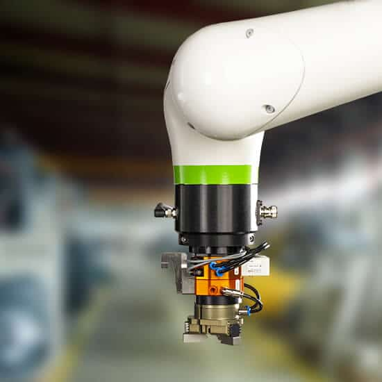 ATI QC-7 Robotic Tool Changer RX robot arm