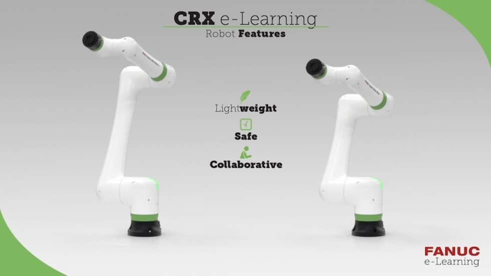 CRX Cobot Training Video 1