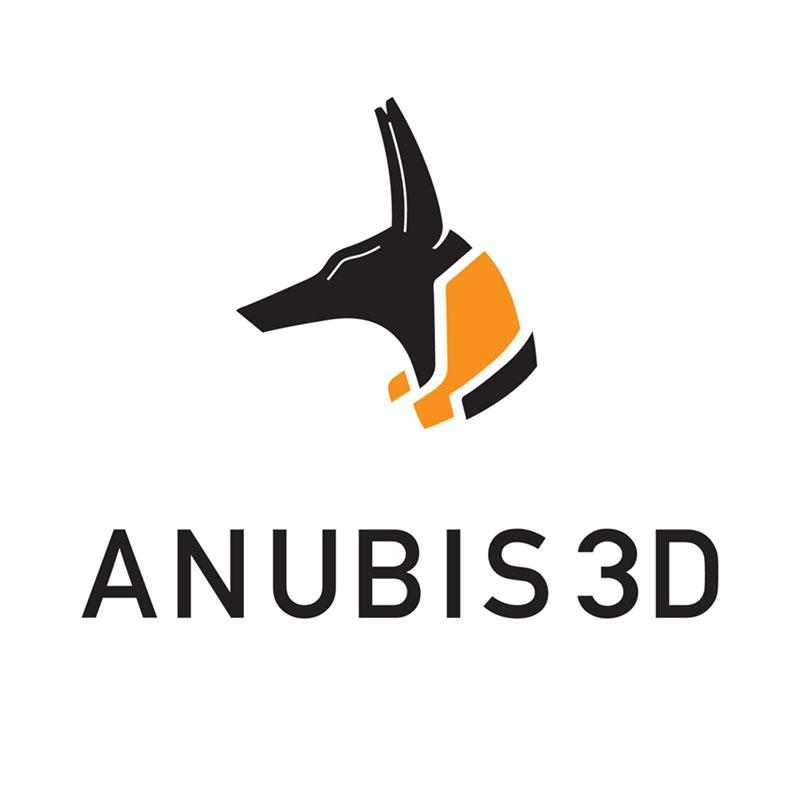 ANUBIS 3D LOGO