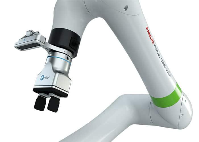 Flexible cobot gripper OnRobot 2FG7 +2.5D Eyes (Vision System)