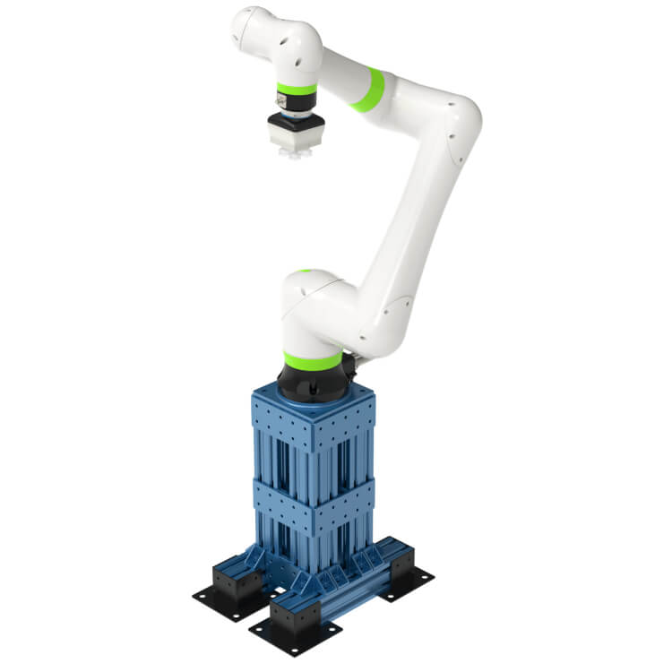 VENTION CRX robot stand