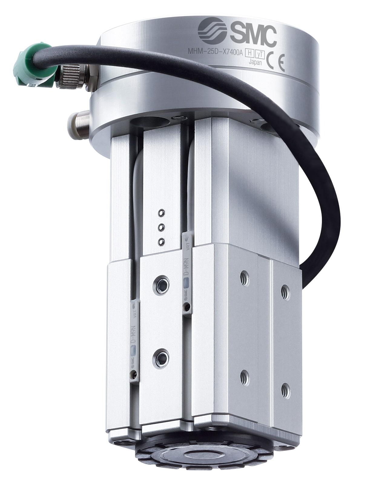 SMC Gripper for CRX Cobot
